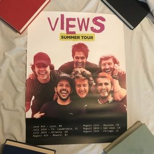 david dobrik views tour poster